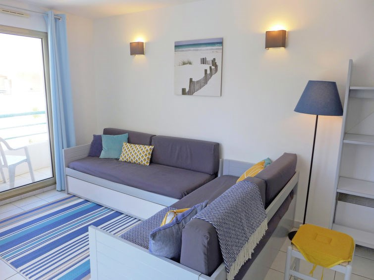 Holiday rentals Fréjus - Apartment - 4 persons - Television - Photo N° 1