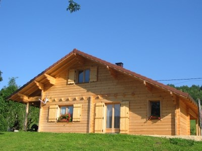 Holiday rentals Les Alliés - House - 6 persons - BBQ - Photo N° 1
