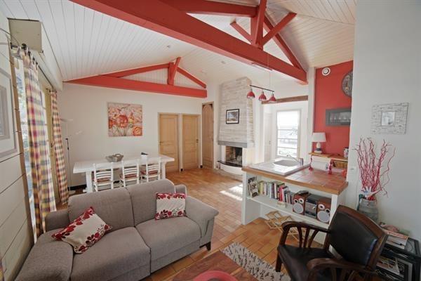 Location vacances Biscarrosse -  Maison - 8 personnes - Terrasse - Photo N° 1