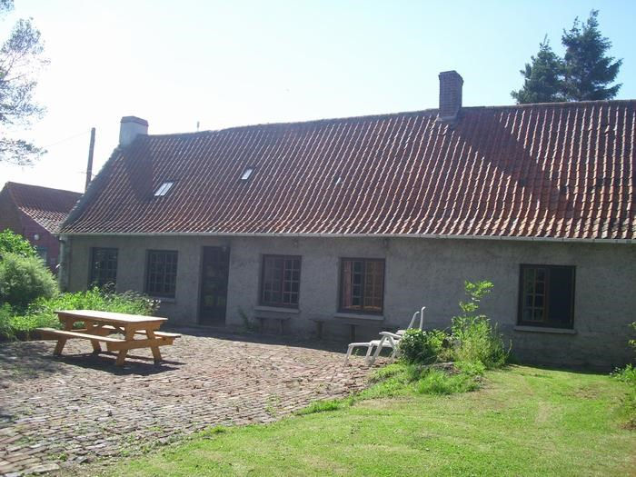 Location vacances Recques-sur-Hem -  Maison - 7 personnes - Barbecue - Photo N° 1