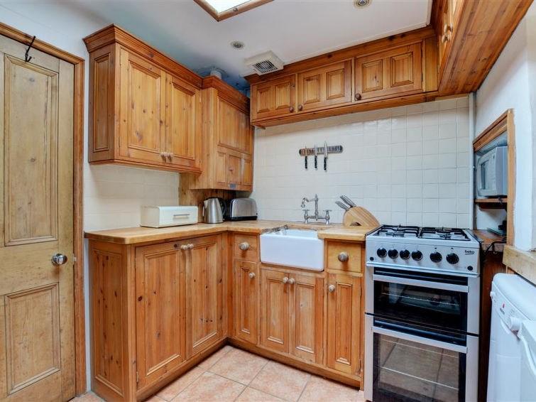 Maison pour 3 personnes à St. Ives