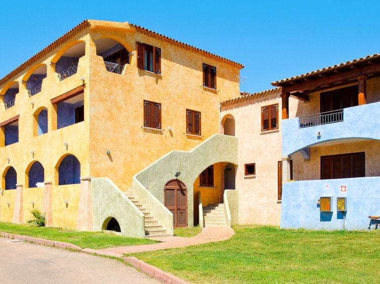 Appartement pour 3 à Golfo di Marinella