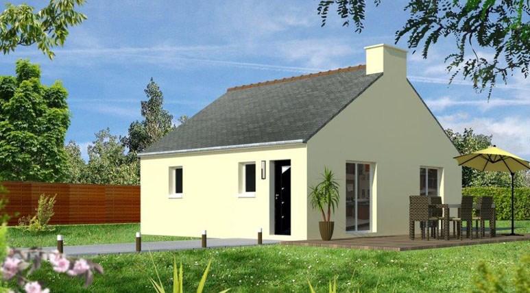 Maison  3 pièces + Terrain Trignac par MAISONS DE L'AVENIR