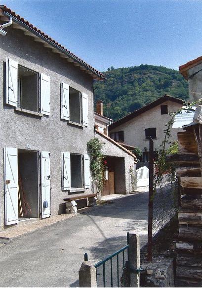 Location vacances Mercus-Garrabet -  Maison - 4 personnes - Barbecue - Photo N° 1