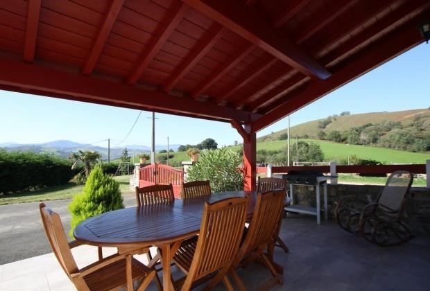 Location vacances Suhescun -  Appartement - 5 personnes - Barbecue - Photo N° 1