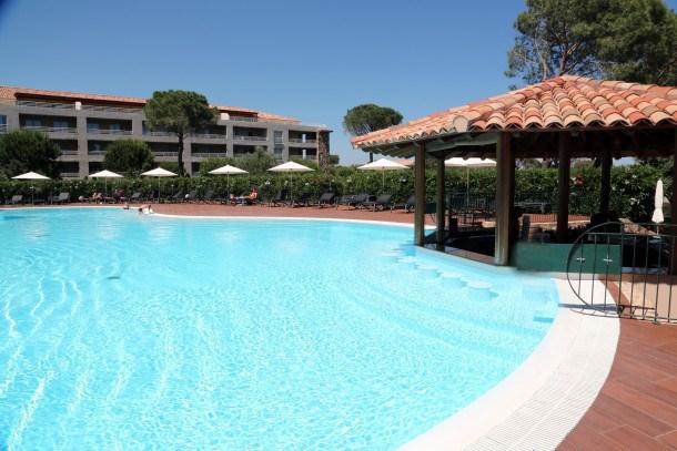 Location vacances Porto-Vecchio -  Appartement - 2 personnes - Table de ping-pong - Photo N° 1