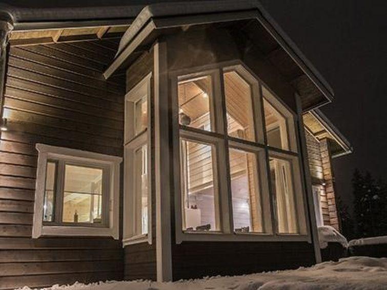Studio pour 4 personnes à Kittilä