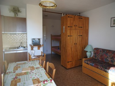 Holiday rentals Montclar - Apartment - 4 persons - Television - Photo N° 1