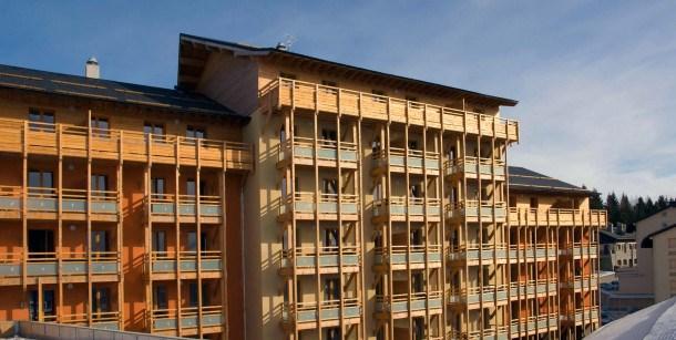 Location vacances Font-Romeu-Odeillo-Via -  Appartement - 4 personnes - Télévision - Photo N° 1