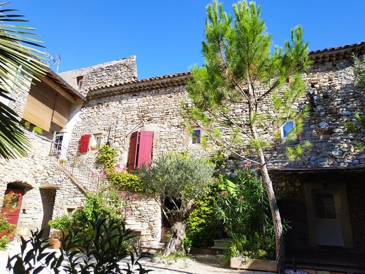 Holiday rentals Saint-Julien-les-Rosiers - Cottage - 18 persons - BBQ - Photo N° 1