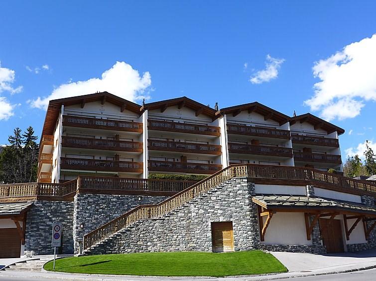 Location vacances Montana -  Appartement - 8 personnes -  - Photo N° 1