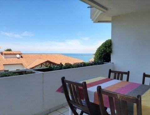 Location vacances Ciboure -  Appartement - 4 personnes - Barbecue - Photo N° 1