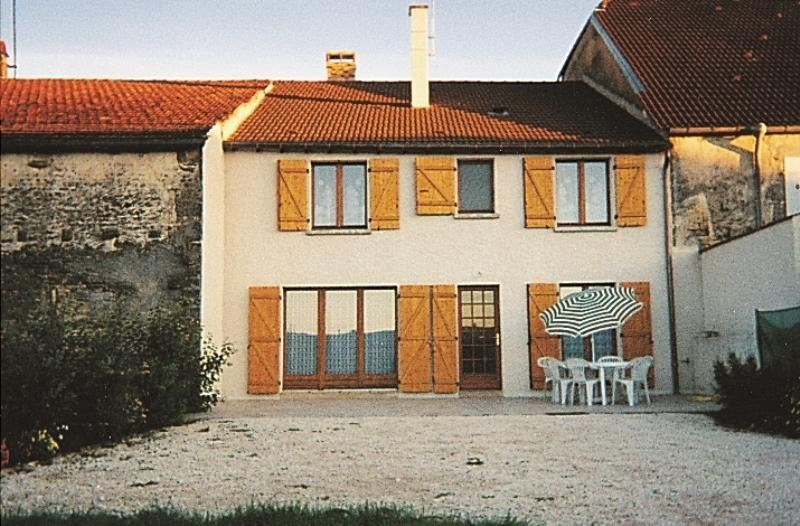 Location vacances Champigny-sous-Varennes -  Gite - 5 personnes - Barbecue - Photo N° 1