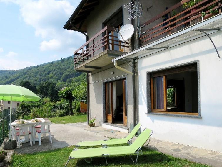 Appartement pour 3 personnes à Cannero Riviera