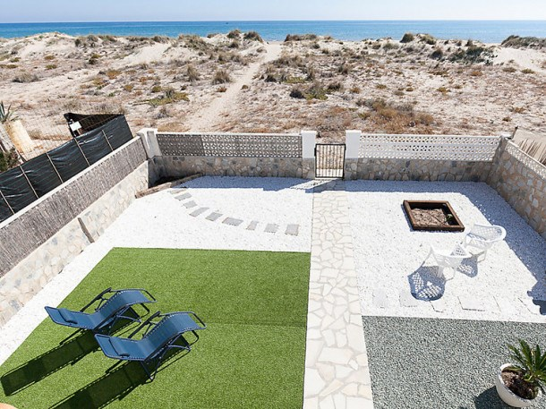 Location vacances Oliva -  Maison - 6 personnes - Barbecue - Photo N° 1