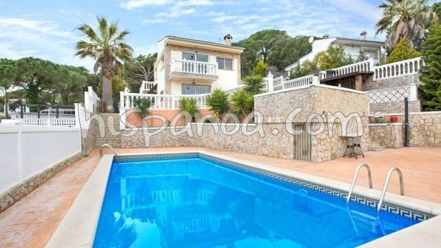 House for 13 ppl. with pool, Lloret de Mar