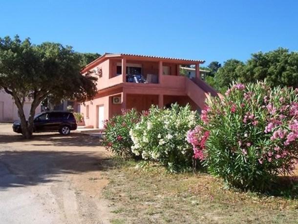 Location vacances Zonza -  Maison - 9 personnes - Télévision - Photo N° 1