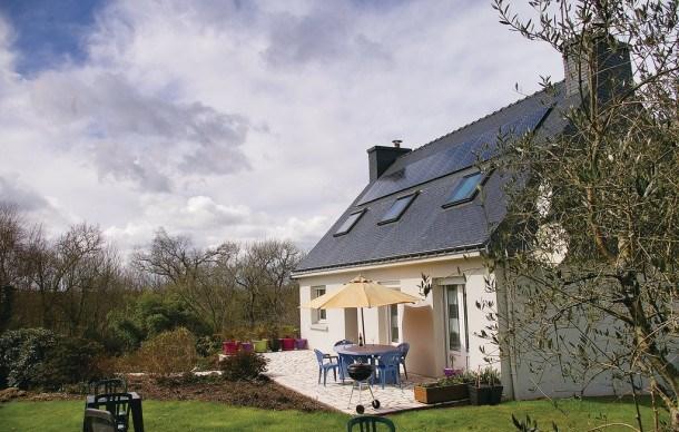 Location vacances Plouay -  Maison - 9 personnes - Barbecue - Photo N° 1