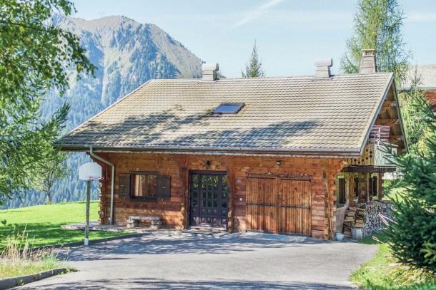Location vacances Châtel -  Maison - 15 personnes - Barbecue - Photo N° 1