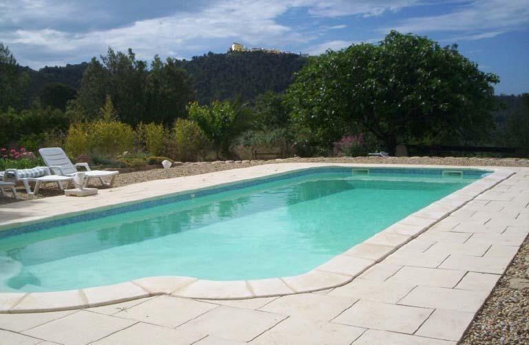 Bel appartement dans villa près village médiéval. - Le Castellet