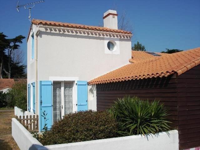 Location vacances Barbâtre -  Maison - 4 personnes - Jardin - Photo N° 1