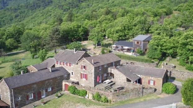 Location vacances Gravières -  Gite - 6 personnes - Barbecue - Photo N° 1