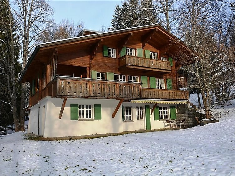 Location vacances Saanen -  Appartement - 7 personnes -  - Photo N° 1