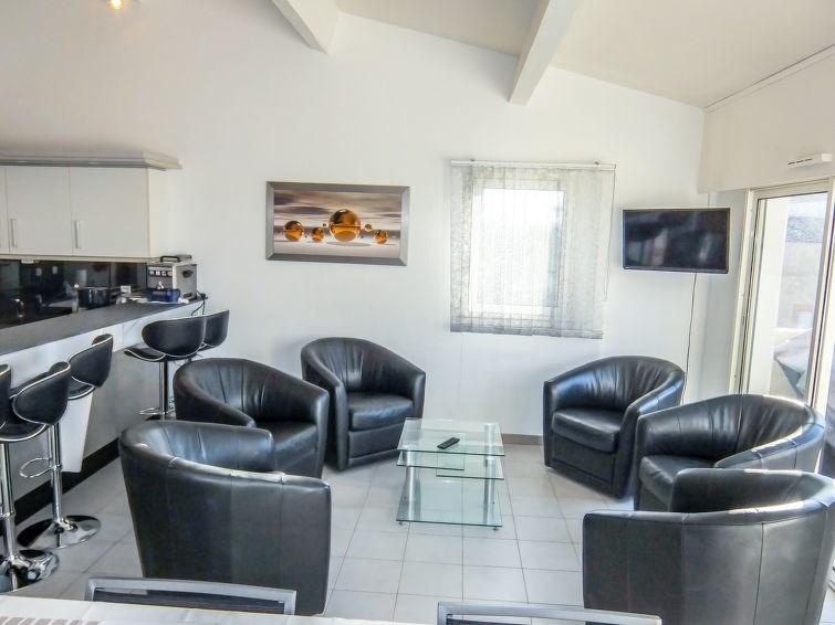 Appartement pour 6 à Cap d'Agde