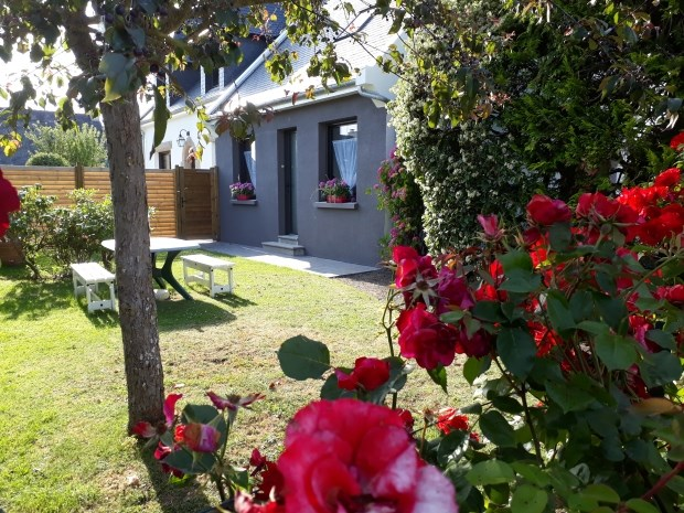 Holiday rentals Cherrueix - Cottage - 2 persons - BBQ - Photo N° 1