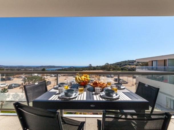 Location vacances Porto-Vecchio -  Appartement - 5 personnes - Télévision - Photo N° 1
