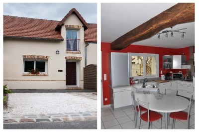 Holiday rentals Romilly-sur-Andelle - Cottage - 2 persons - Radio - Photo N° 1