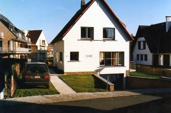 Location vacances Coxyde -  Maison - 8 personnes - Terrasse - Photo N° 1