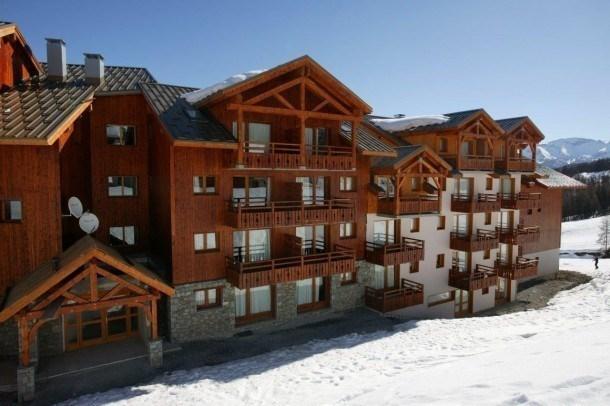 Location vacances Puy-Saint-Vincent -  Appartement - 6 personnes - Terrasse - Photo N° 1
