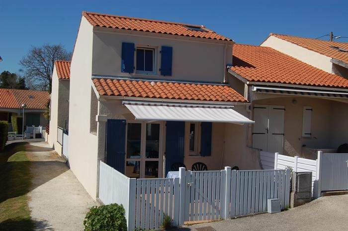 Location vacances Meschers-sur-Gironde -  Maison - 6 personnes - Barbecue - Photo N° 1
