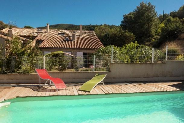 Location vacances Fraissé-des-Corbières -  Maison - 6 personnes - Barbecue - Photo N° 1