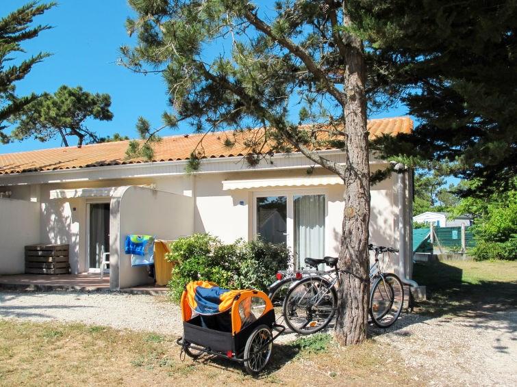 Location vacances Saint-Pierre-d'Oléron -  Appartement - 2 personnes -  - Photo N° 1