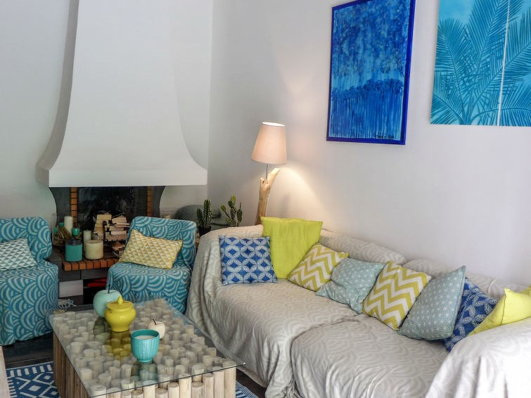 Maison pour 4 personnes à Canet-Plage