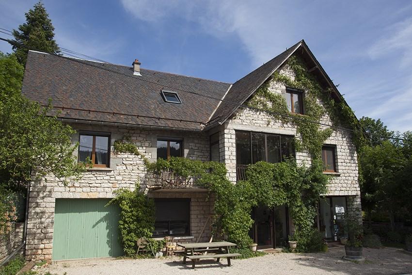 Location vacances Laval-du-Tarn -  Chambre d'hôtes - 8 personnes - Jardin - Photo N° 1