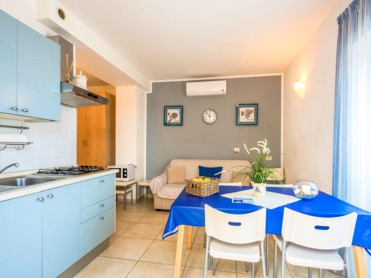 Appartement pour 2 personnes à San Vincenzo