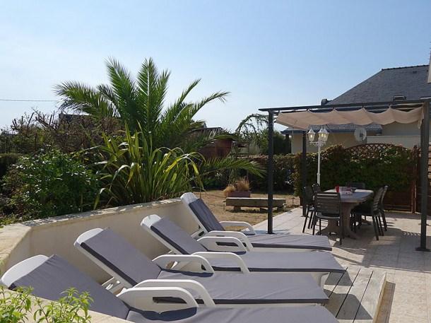 Location vacances Quiberon -  Maison - 6 personnes - Barbecue - Photo N° 1