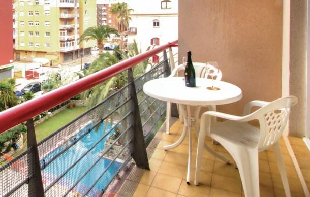 Location vacances Calella -  Appartement - 2 personnes - Télévision - Photo N° 1