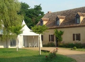 Location vacances Thiel-sur-Acolin -  Gite - 20 personnes - Barbecue - Photo N° 1