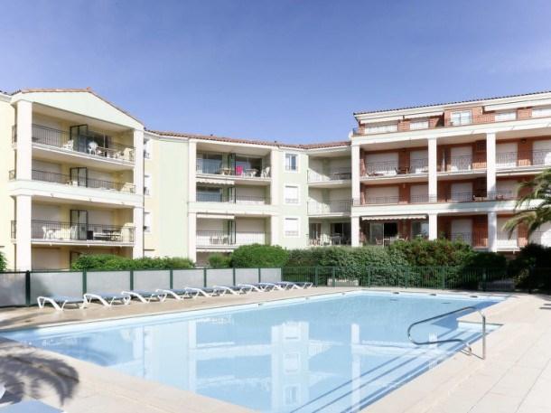 Location vacances Sainte-Maxime -  Appartement - 4 personnes - Billard - Photo N° 1
