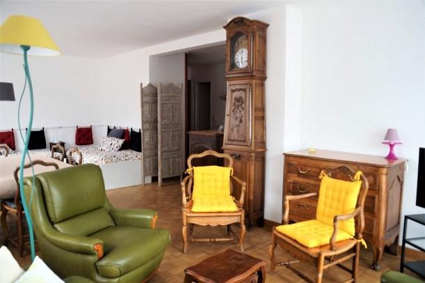 Location vacances Barcelonnette -  Appartement - 6 personnes - Télévision - Photo N° 1