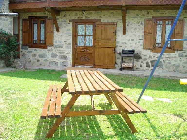 Location vacances Sireix -  Gite - 5 personnes - Barbecue - Photo N° 1
