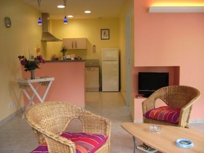 Location vacances Villedieu-les-Poêles -  Gite - 6 personnes - Barbecue - Photo N° 1