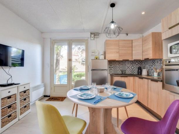 Location vacances Mimizan -  Appartement - 4 personnes - Télévision - Photo N° 1