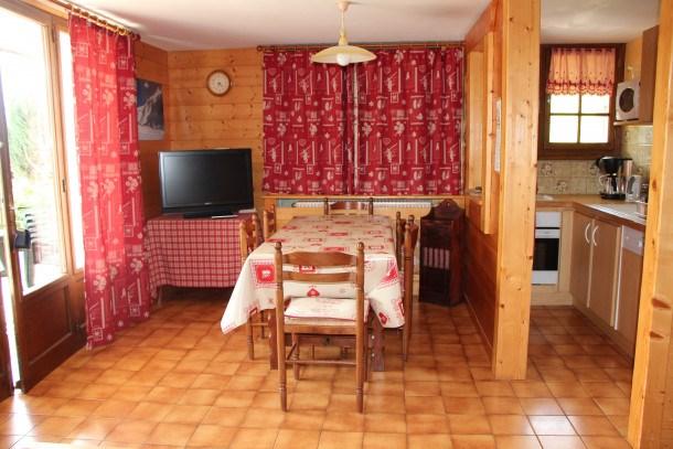 Location vacances Le Grand-Bornand -  Appartement - 4 personnes - Barbecue - Photo N° 1