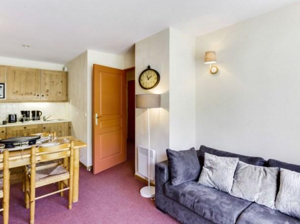Location vacances Villarembert -  Appartement - 5 personnes - Lecteur DVD - Photo N° 1