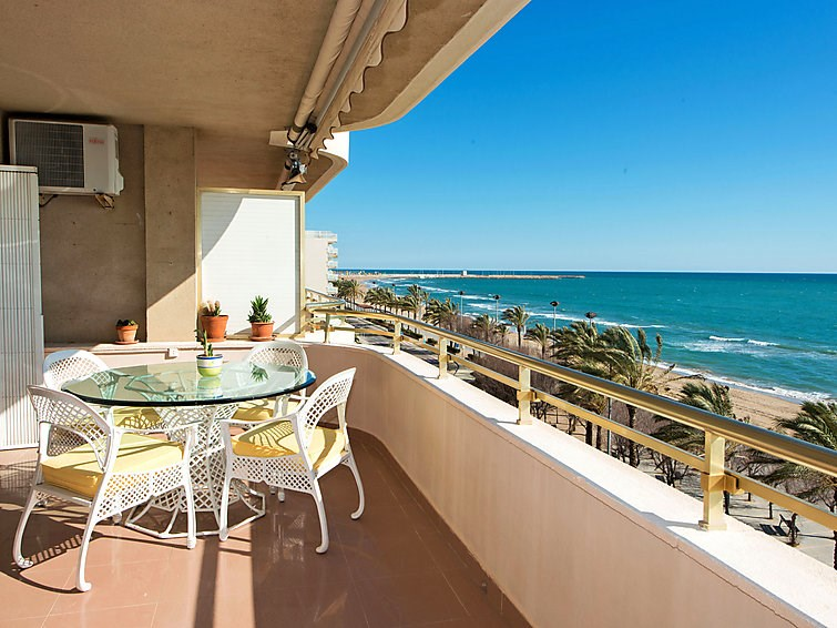 Location vacances Calafell -  Appartement - 6 personnes -  - Photo N° 1